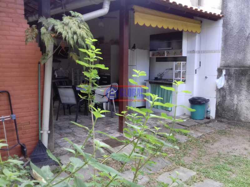7D - Casa em Condomínio 2 quartos à venda Ponta Grossa, Maricá - R$ 450.000 - MACN20042 - 17