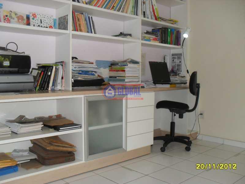 Escritório - Casa em Condomínio 4 quartos à venda Maria Paula, Niterói - R$ 580.000 - MACN40012 - 13