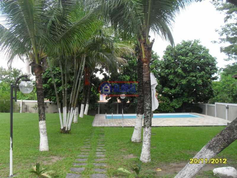Área Lazer - Casa em Condomínio 4 quartos à venda Maria Paula, Niterói - R$ 580.000 - MACN40012 - 20