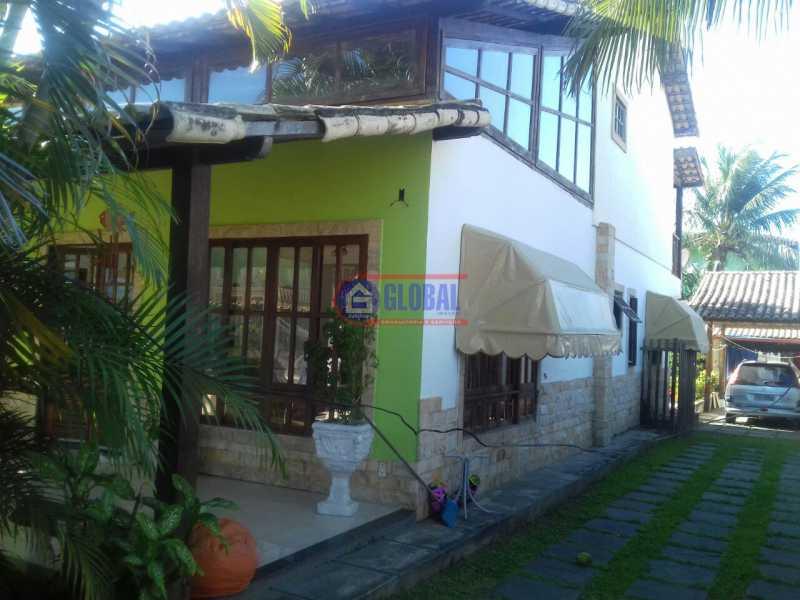 1A - Casa em Condomínio 3 quartos à venda Centro, Maricá - R$ 480.000 - MACN30086 - 1