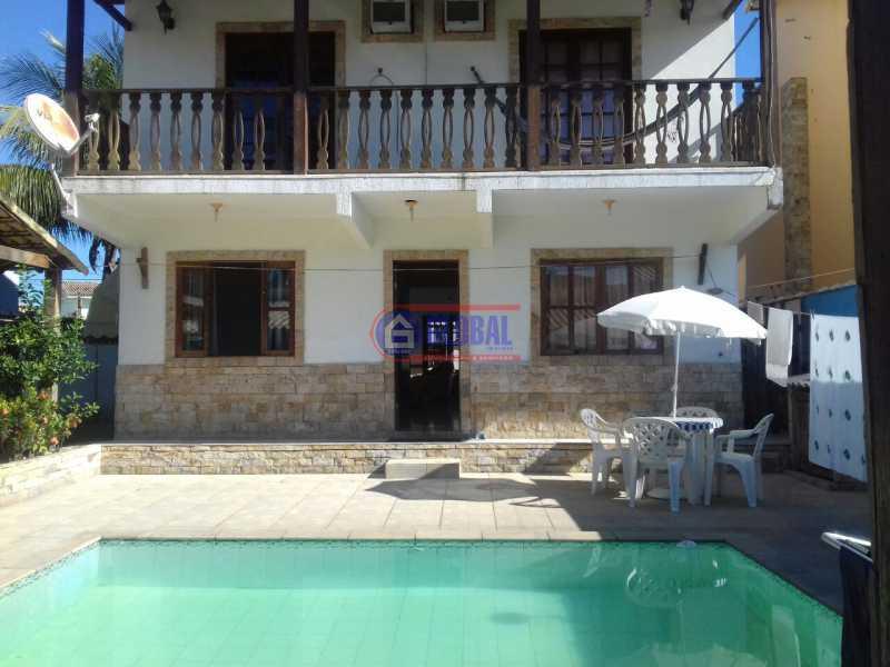 9B - Casa em Condomínio 3 quartos à venda Centro, Maricá - R$ 480.000 - MACN30086 - 24