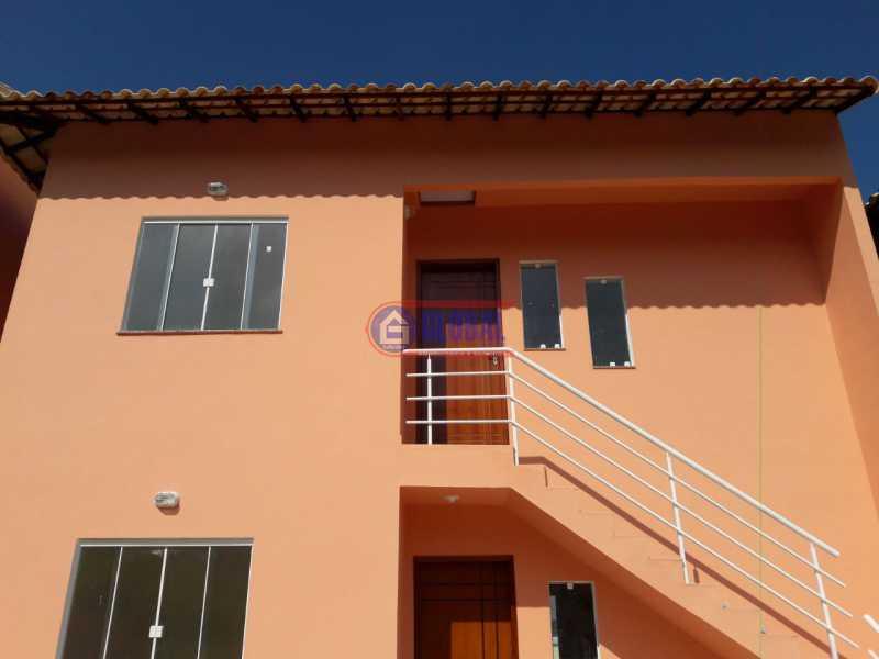 1a - Casa 2 quartos à venda Itapeba, Maricá - R$ 165.000 - MACA20255 - 1