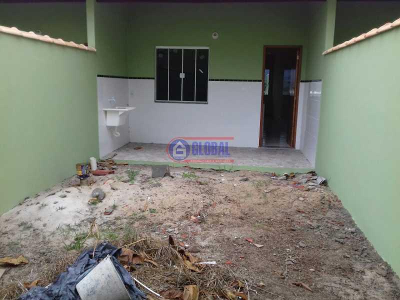 1d59327a-665f-4c6d-8dbf-fbe7cb - Casa 1 quarto à venda CORDEIRINHO, Maricá - R$ 190.000 - MACA10016 - 9