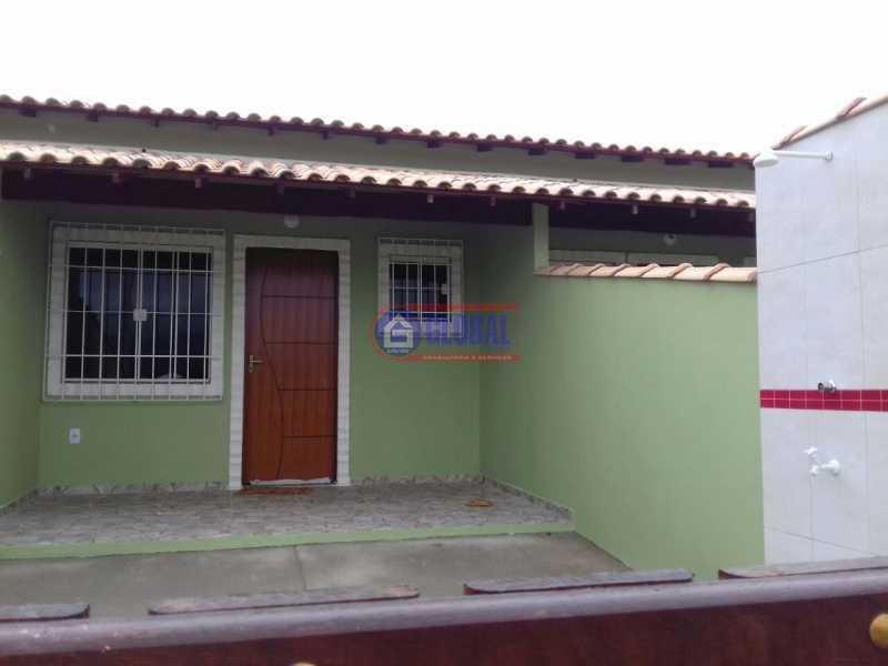 6ecadb0f-1164-4a2e-9791-3b5161 - Casa 1 quarto à venda CORDEIRINHO, Maricá - R$ 190.000 - MACA10016 - 1