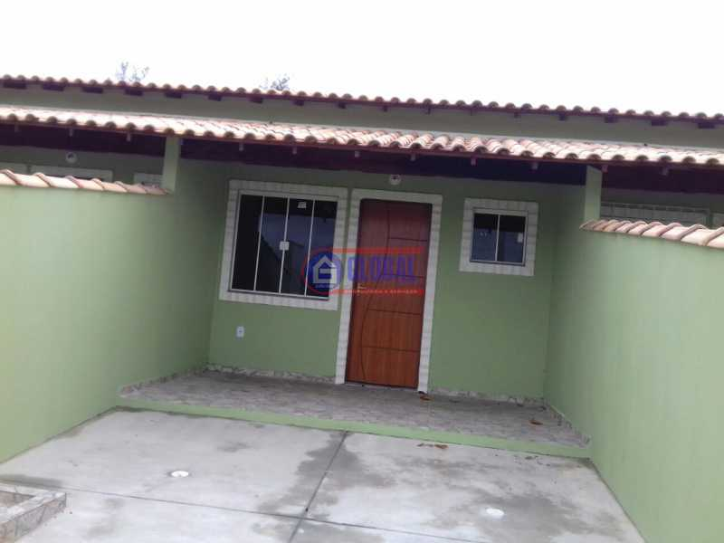 fcb04470-a318-43f2-9a04-b81617 - Casa 1 quarto à venda GUARATIBA, Maricá - R$ 180.000 - MACA10017 - 1