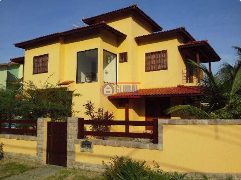 1 - Casa em Condomínio 3 quartos à venda Ponta Grossa, Maricá - R$ 900.000 - MACN30089 - 1