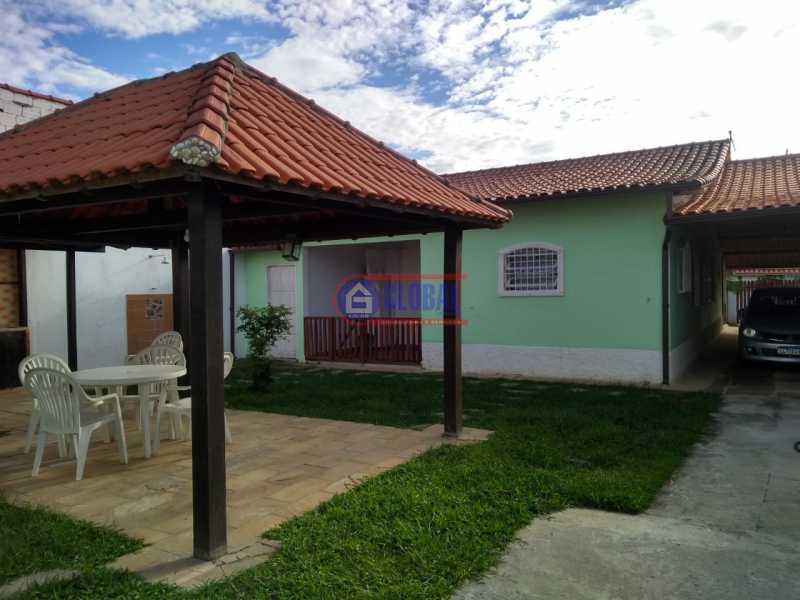 K - Casa 3 quartos à venda Barra de Maricá, Maricá - R$ 520.000 - MACA30149 - 24
