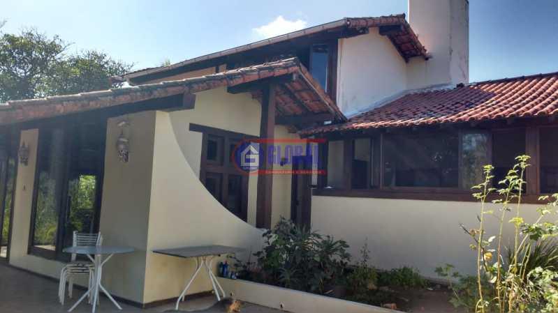 A - Casa 4 quartos à venda Araçatiba, Maricá - R$ 850.000 - MACA40034 - 1