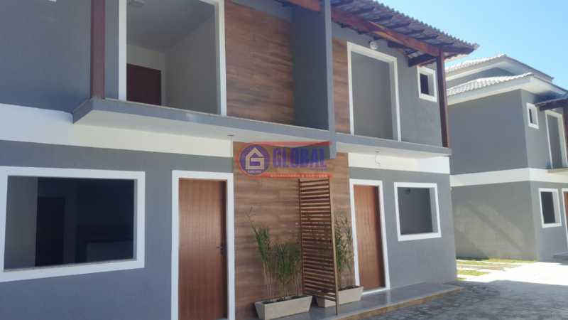 A - Casa em Condomínio 2 quartos à venda Condado de Maricá, Maricá - R$ 245.000 - MACN20056 - 1