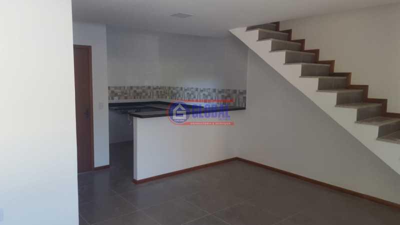 B - Casa em Condomínio 2 quartos à venda Condado de Maricá, Maricá - R$ 245.000 - MACN20056 - 3