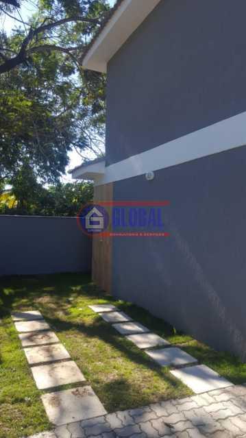 H - Casa em Condomínio 2 quartos à venda Condado de Maricá, Maricá - R$ 245.000 - MACN20056 - 13