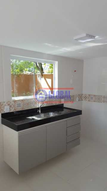 D1 - Casa em Condomínio 2 quartos à venda INOÃ, Maricá - R$ 235.000 - MACN20057 - 7