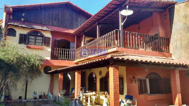 A1 - Casa em Condominio Santa Paula,Maricá,RJ À Venda,3 Quartos,38m² - MACN30097 - 1
