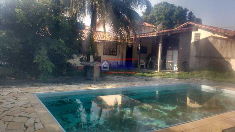 4ef81909-ea99-4598-a2b0-c9c107 - Casa em Condomínio 3 quartos à venda Ponta Grossa, Maricá - R$ 600.000 - MACN30098 - 4