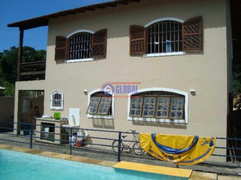 1 - Casa 5 quartos à venda Jacaroá, Maricá - R$ 660.000 - MACA50025 - 1