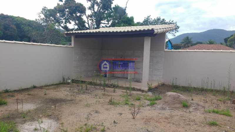 6 - Casa em Condominio À Venda - Bananal (Ponta Negra) - Maricá - RJ - MACN20060 - 12