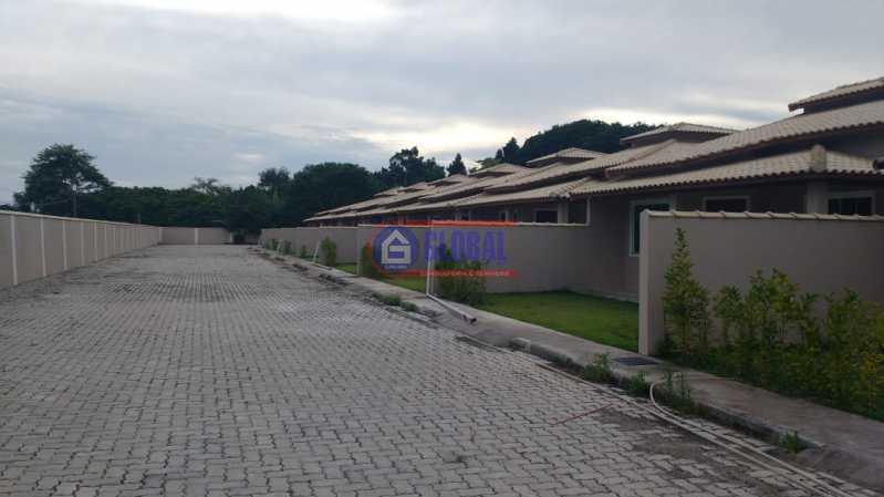 Estrutura - Casa em Condomínio 2 quartos à venda Bananal (Ponta Negra), Maricá - R$ 215.000 - MACN20061 - 13