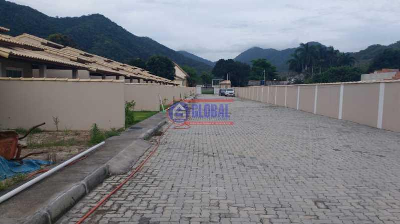 Pavimentação - Casa em Condomínio 2 quartos à venda Bananal (Ponta Negra), Maricá - R$ 215.000 - MACN20061 - 14