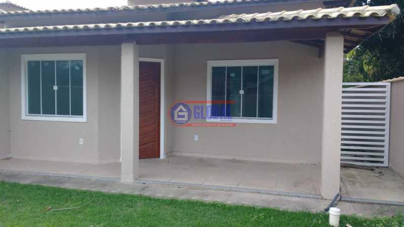 1a - Casa em Condominio À Venda - Bananal (Ponta Negra) - Maricá - RJ - MACN20062 - 3