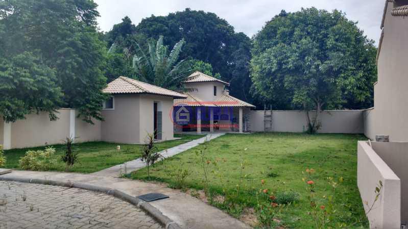 Área Comum 1 - Casa em Condominio À Venda - Bananal (Ponta Negra) - Maricá - RJ - MACN20062 - 15