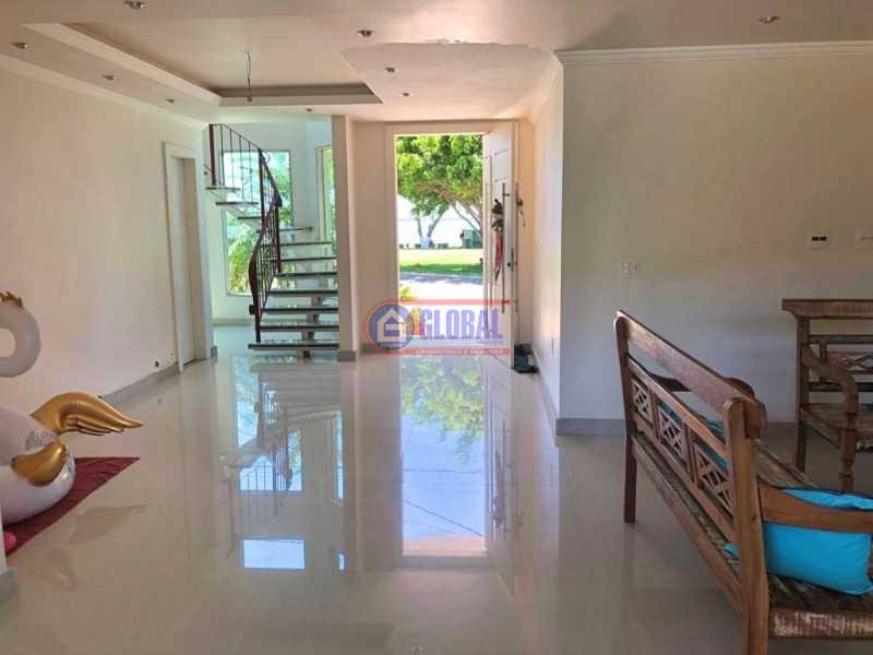 10d2dca0-278a-440f-9b69-5ab23b - Casa em Condomínio 5 quartos à venda Ponta Grossa, Maricá - R$ 1.550.000 - MACN50004 - 4