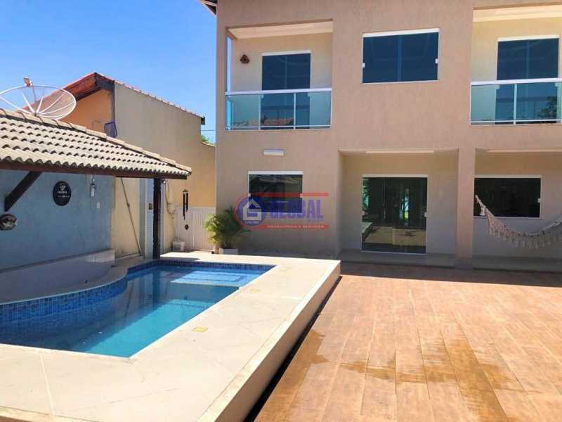 c8b297c6-e815-48d9-ac20-2d6c75 - Casa em Condomínio 5 quartos à venda Ponta Grossa, Maricá - R$ 1.550.000 - MACN50004 - 8
