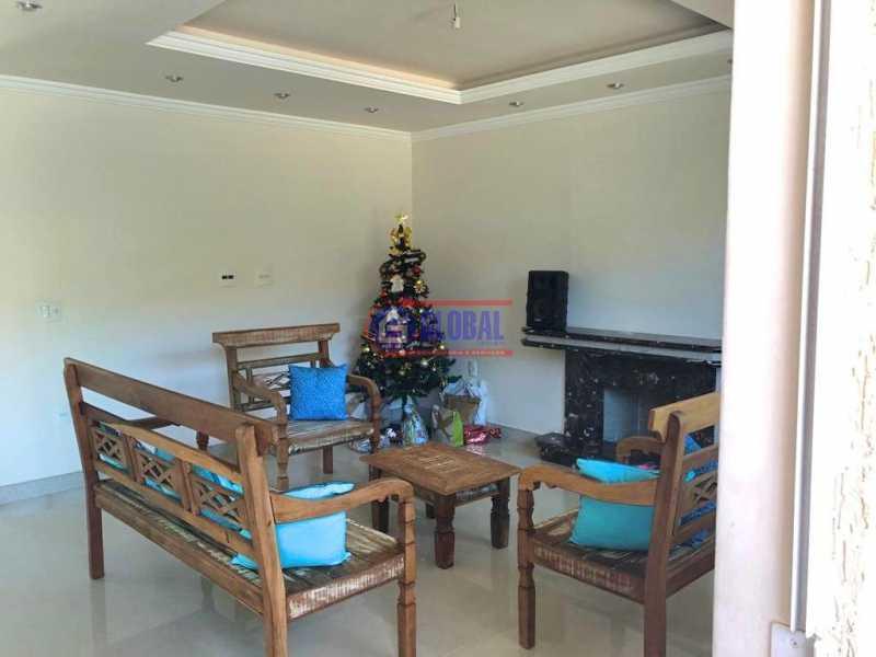 cf92736b-464b-4320-ba12-d3d175 - Casa em Condomínio 5 quartos à venda Ponta Grossa, Maricá - R$ 1.550.000 - MACN50004 - 5