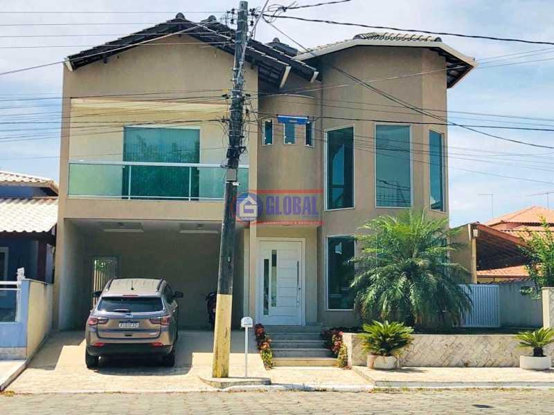 42e7b5eb-afd2-4fb4-a562-739c78 - Casa em Condomínio 5 quartos à venda Ponta Grossa, Maricá - R$ 1.550.000 - MACN50004 - 1