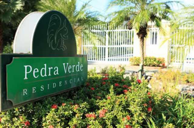 Condomínio - Entrada - Casa em Condomínio 4 quartos à venda Ubatiba, Maricá - R$ 390.000 - MACN40016 - 16