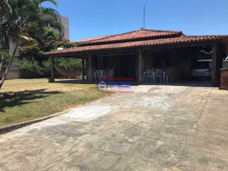 a - Casa 3 quartos à venda Cidade Praiana, Rio das Ostras - R$ 760.000 - MACA30170 - 1