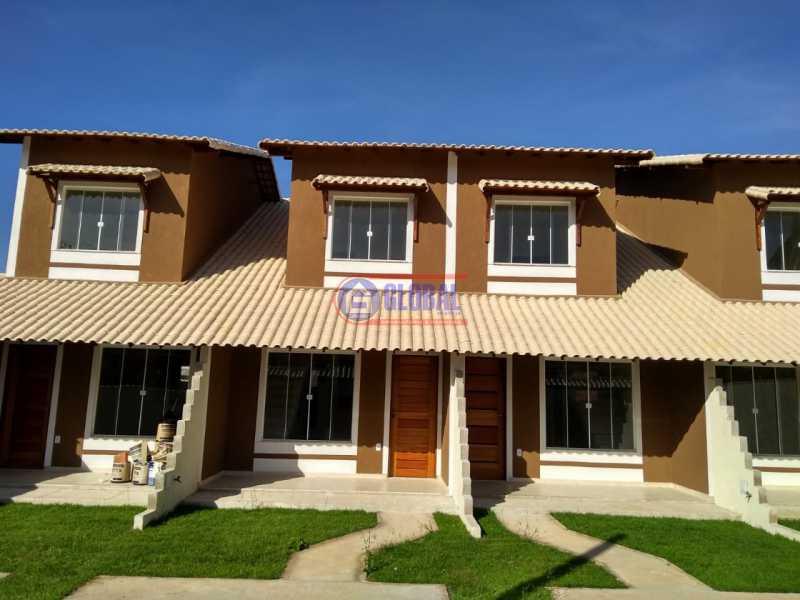 A 1 - Casa 2 quartos à venda Itapeba, Maricá - R$ 240.000 - MACA20352 - 1