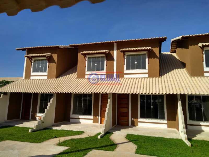 A 3 - Casa 2 quartos à venda Itapeba, Maricá - R$ 240.000 - MACA20352 - 4