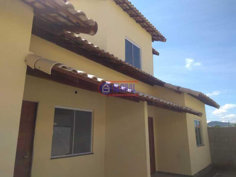 a 1 - Casa 2 quartos à venda Parque Nanci, Maricá - R$ 210.000 - MACA20363 - 1