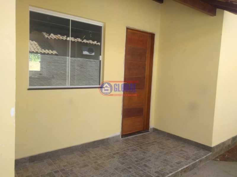 a 2 - Casa 2 quartos à venda Parque Nanci, Maricá - R$ 210.000 - MACA20363 - 3