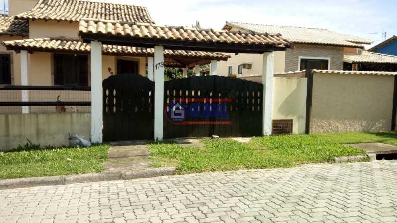 948a2467-e211-437b-9a0a-72c7f1 - Casa em Condomínio 3 quartos à venda Centro, Maricá - R$ 300.000 - MACN30104 - 1