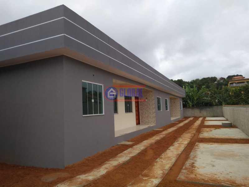A 1 - Casa 2 quartos à venda Parque Nanci, Maricá - R$ 185.000 - MACA20382 - 1
