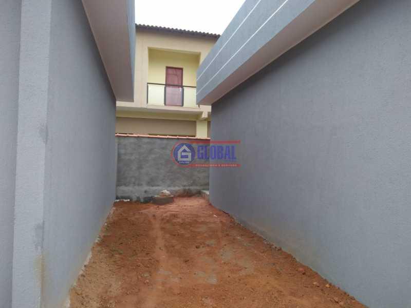 A 4 - Casa 2 quartos à venda Parque Nanci, Maricá - R$ 185.000 - MACA20382 - 5