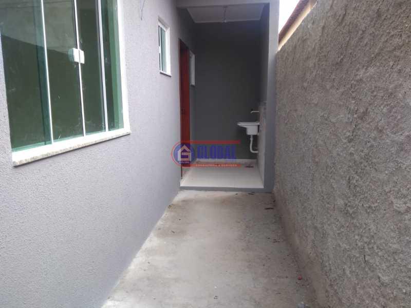 G 2 - Casa 2 quartos à venda Parque Nanci, Maricá - R$ 185.000 - MACA20382 - 14