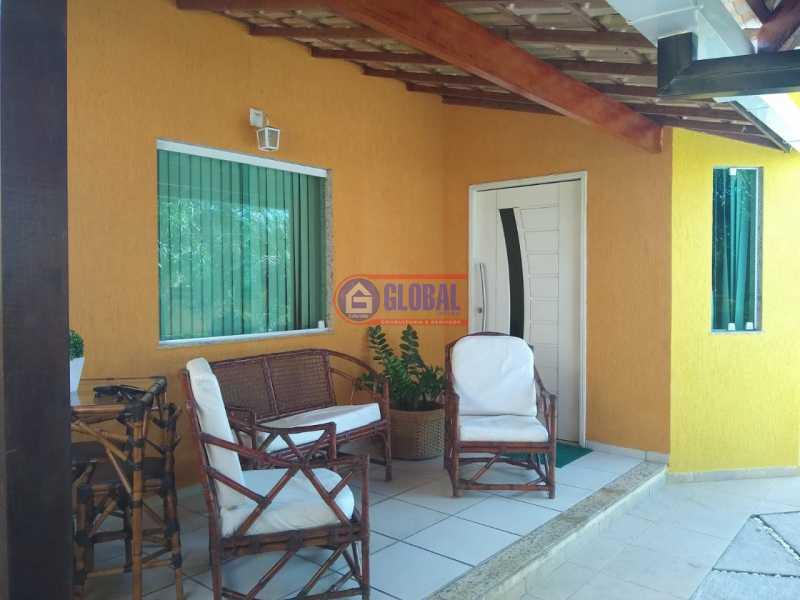 b3fe7448-b2ba-4431-94ed-05c614 - Casa em Condomínio 4 quartos à venda Ponta Grossa, Maricá - R$ 550.000 - MACN40017 - 3