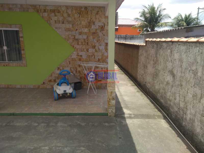 a9068f56-cf51-4247-8b3b-2a8ae8 - Casa 3 quartos à venda São José do Imbassaí, Maricá - R$ 260.000 - MACA30177 - 5