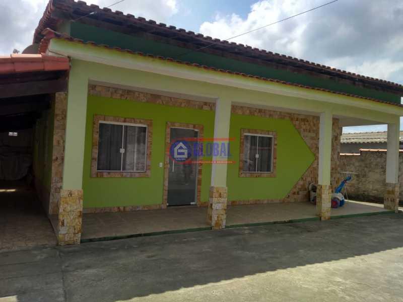 c4c3fd8e-1c10-46e6-804e-cca17a - Casa 3 quartos à venda São José do Imbassaí, Maricá - R$ 260.000 - MACA30177 - 3