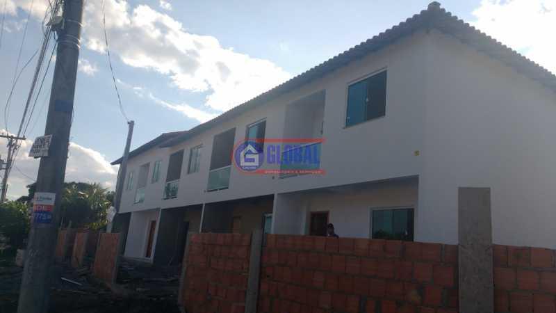 1 - Casa 2 quartos à venda São José do Imbassaí, Maricá - R$ 190.000 - MACA20387 - 1