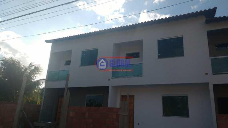 1a - Casa 2 quartos à venda São José do Imbassaí, Maricá - R$ 190.000 - MACA20387 - 3