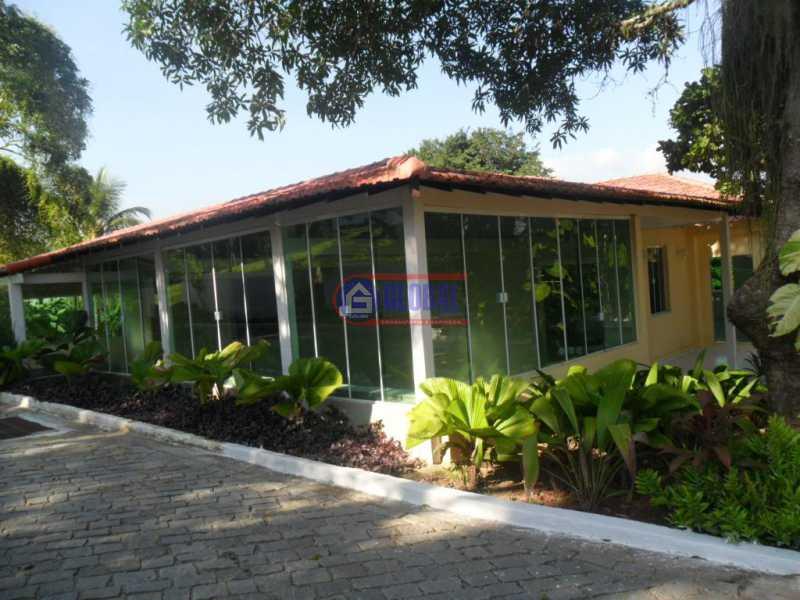 Condomínio - Sede Social - Terreno 380m² à venda INOÃ, Maricá - R$ 65.000 - MAUF00304 - 7