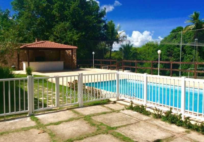 Condomínio - Piscina - Terreno 380m² à venda INOÃ, Maricá - R$ 65.000 - MAUF00304 - 9