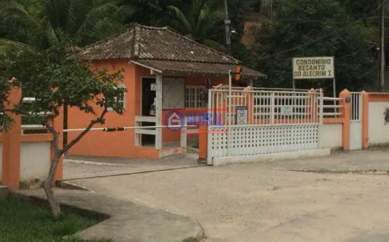 Portaria - Terreno à venda Itapeba, Maricá - R$ 58.000 - MAUF00307 - 3