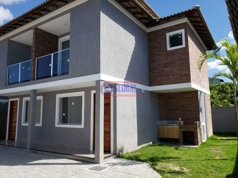 cf75100a-88b6-4467-812a-87dce0 - Casa em Condomínio 2 quartos à venda Jardim Atlântico Oeste (Itaipuaçu), Maricá - R$ 245.000 - MACN20072 - 1
