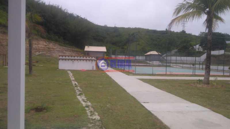 Condomínio - Salão de festas - Terreno 216m² à venda Pindobas, Maricá - R$ 79.000 - MAUF00309 - 10