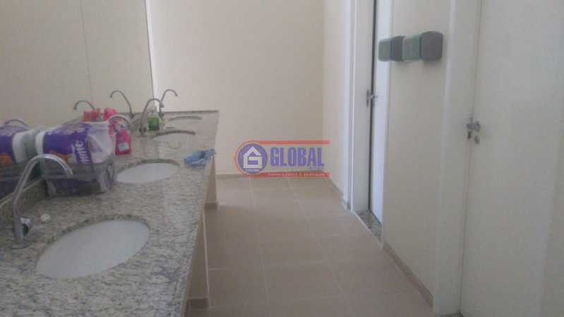 Condomínio - Salão de festas - Terreno 216m² à venda Pindobas, Maricá - R$ 94.000 - MAUF00313 - 8