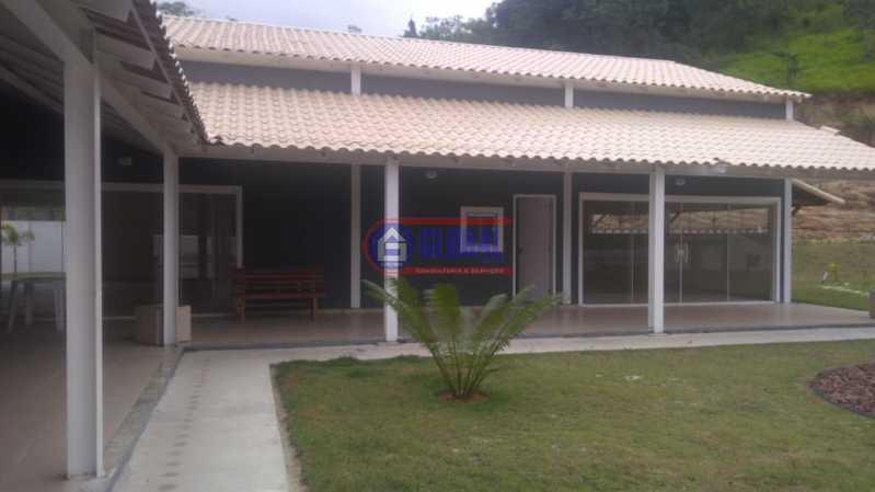 Condomínio - Salão de festas - Terreno 216m² à venda Pindobas, Maricá - R$ 94.000 - MAUF00313 - 6